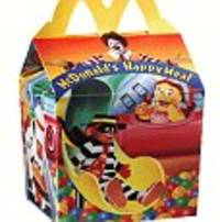 mcdonald's happy meals containing fruit don't encourage healthier eating