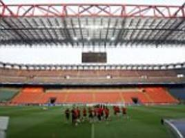 Champions League final in 2015-16 season to be held at Milan's San Siro stadium
