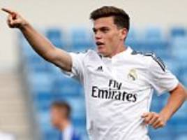 Jack Harper shone for Real Madrid in UEFA Youth League win over Basle