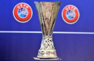 Latest scores from Thursday's Europa League matches